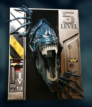 Aliens - Alien Queen Life-Size Wall Sculpture | Collectable