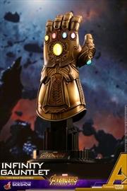 Avengers 3: Infinity War - Infinity Gauntlet 1:4 Scale Replica | Collectable