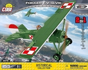 Great War - 150 Piece Fokker E.V D.VIII | Miscellaneous