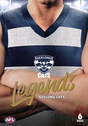 AFL - Legends - Geelong Cats | DVD