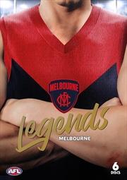 AFL - Legends - Melbourne | DVD