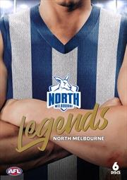 AFL - Legends - North Melbourne | DVD