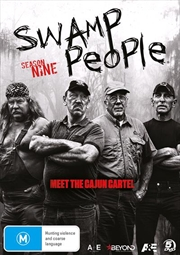 Swamp People - Season 9 | DVD