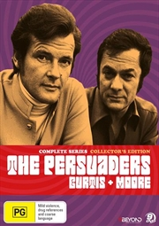 Persuaders | Collector's Edition, The