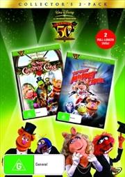 Great Muppet Caper/Muppet Christmas Carol | DVD