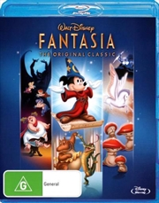Fantasia - Definitive Edition | Blu-ray