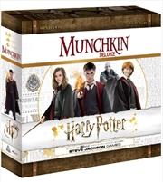 Munchkin Harry Potter Deluxe | Merchandise