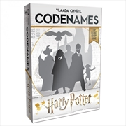 Codenames Harry Potter | Merchandise