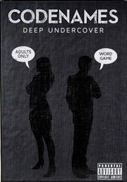 Codenames Deep Undercover   Merchandise
