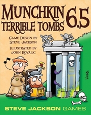 Munchkin 6.5 Terrible Tombs   Merchandise