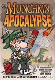 Munchkin Apocalypse | Merchandise