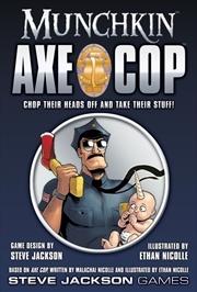 Munchkin Axe Cop | Merchandise