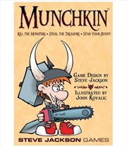 Munchkin Card Game (2010 Revised Edition) | Merchandise