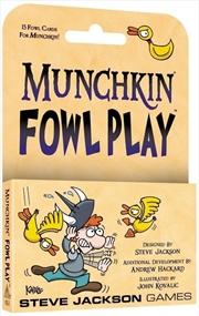 Munchkin Fowl Play | Merchandise