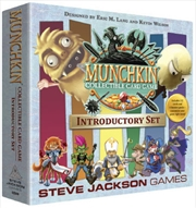 Munchkin Collectable Card Game - Introductory Set