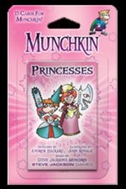 Munchkin Princesses | Merchandise