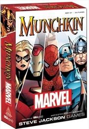 Munchkin Marvel Universe | Merchandise