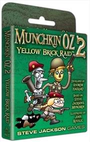Munchkin Oz 2 | Merchandise