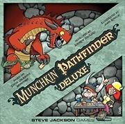 Munchkin Pathfinder Deluxe   Merchandise