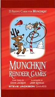 Munchkin Reindeer