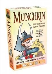 Munchkin Shiny Box Edition
