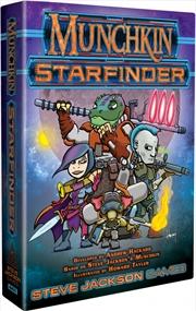 Munchkin Starfinder | Merchandise