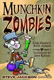 Munchkin Zombies | Merchandise