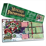Munchkin Pathfinder Playmat - Presents Unaccounted For | Merchandise