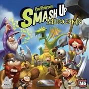 Smash Up Munchkin | Merchandise