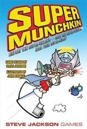 Super Munchkin | Merchandise