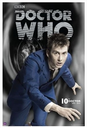 Doctor Who - The 10th Doctor Poster | Merchandise