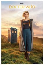 Doctor Who - 13th Doctor Poster | Merchandise