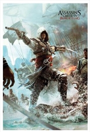 Assassins Creed 4- Edward- Black Flag | Merchandise