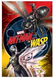 Ant Man & The Wasp - Flying Poster