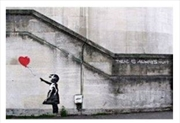 Banksy - Balloon Girl Poster | Merchandise