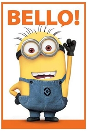 Despicable Me 2 - Bello Poster | Merchandise