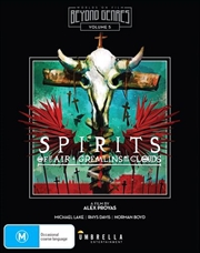 Spirits Of The Air, Gremlins Of The Clouds | Blu-ray