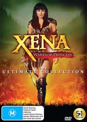 Xena - Warrior Princess - Ultimate Collection