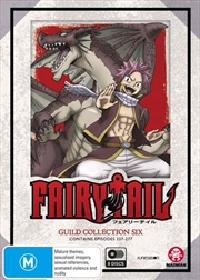 Fairy Tail Guild - Collection 6 - Eps 227-277 | DVD