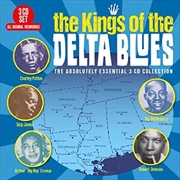 Kings Of The Delta Blues | CD
