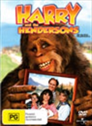 Harry And The Hendersons | DVD