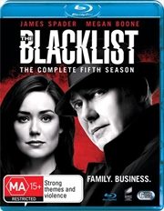 Blacklist - Season 5, The