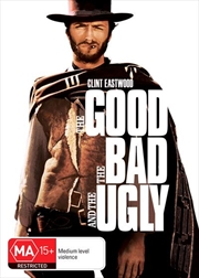 Good, The Bad And The Ugly, The | DVD