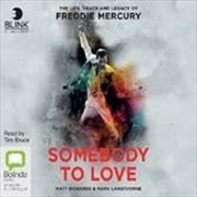 Somebody To Love | Audio Book