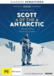 Scott Of The Antarctic | DVD