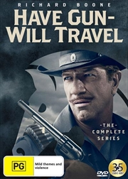 Have Gun Will Travel | Complete Series