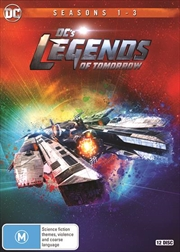 DC's Legends Of Tomorrow - Season 1-3 | Boxset