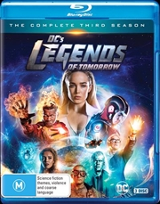 DC's Legends Of Tomorrow - Season 3 | Blu-ray
