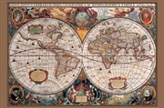 World Map - Old