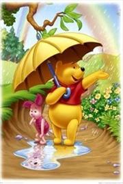 Winnie The Pooh - Umbrella | Merchandise